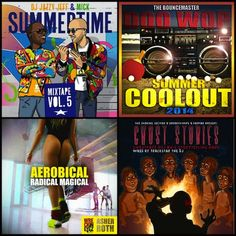 12 Pack: A Dozen DJ Mixes to Enjoy This Summer