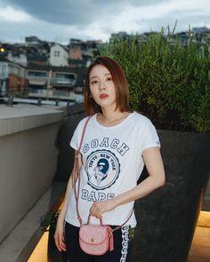 2ne1, Sandara Park, Kpop, Parks, T Shirts For Women, Instagram, Twitter Update, Scorpio, Video