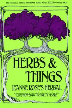 Herbs & Things: A Compendium of Practical and Exotic Herb Lore by Jeanne Rose http://www.amazon.com/dp/0867197692/ref=cm_sw_r_pi_dp_aScdvb1VGYTKX