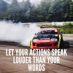 You don't have to be loud to be heard. Actions Speak Louder Than Words, Your Word, Vroom Vroom, Let It Be, Inspire