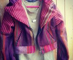 "The ""tinku"" jacket 100% bolivian trend by Narcisa NSVSY"
