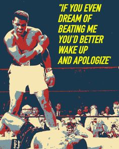 Quotes From Great Martial Artists and Boxers Martial Arts Quotes, Best Martial Arts, Muhammad Ali Quotes, Martial Artists, Boxing, Best Quotes, Best Quotes Ever, Brass Knuckles