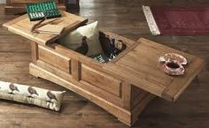 storage coffee table - Google Search