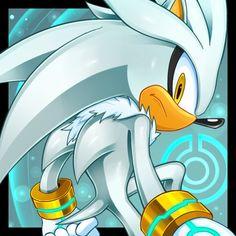 Silver The Hedgehog(Hero of the Future) by CristianHarold0000.deviantart.com on @DeviantArt