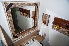 Banheiro sala de estar
