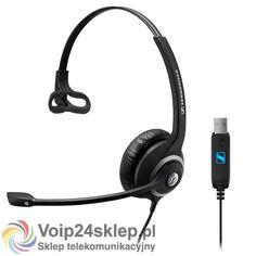 Słuchawka przewodowa Sennheiser SC 230 USB voip24sklep.pl