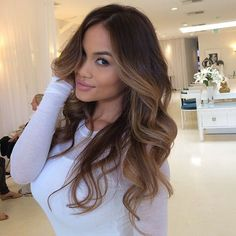 Gorgeous waves ombre ..,everything