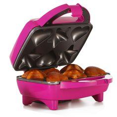 Holstein Housewares HF-09034M Star and Heart Cupcake Maker - Magenta -- New offers awaiting you  : Bakeware