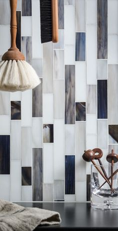 Collection: Devotion  Pattern: Random Linear  Color: Mistique    Photographer: Chipper Hatter    Designer: Cathy Aroz