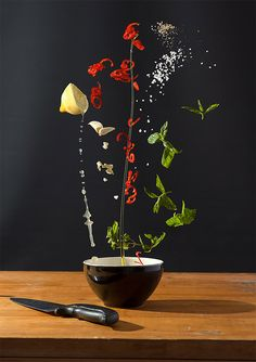 Recipes: Photo Series by Nora Luther & Pavel Becker