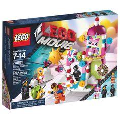 The LEGOMD MovieMC : Le palais des nuages (70803) pour mon fils de 5 ans il adore les lego  #preparezmoiBBY.  - En ligne seulement