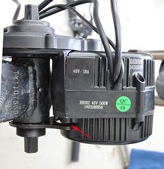 Test moteur central BBS02 | VAE