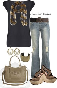 """""""Simple"""" by amabiledesigns on Polyvore"""