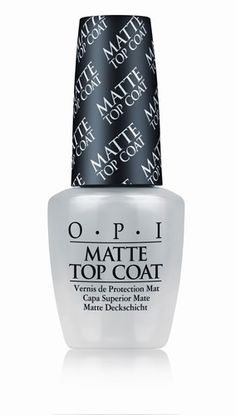 OPI Matte Top Coat RM45