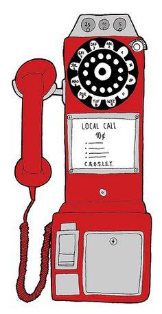 Las 32 Mejores Imágenes De Dibujos Teléfonos Phone Telephone Y