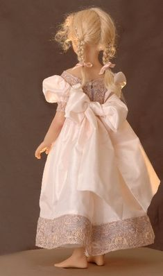 Virginie by French doll artist Heloise