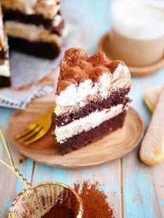 My Kitchen Stories Pudding Desserts, Cookie Desserts, Dessert Recipes, Kitchen Stories, Tiramisu, Let Them Eat Cake, Coffee Time, Kaffe, Sweet Treats