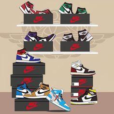 Jordan Logo Wallpaper, Nike Wallpaper, Sneakers Wallpaper, Kicks Shoes, Sneaker Art, Concept Board, Drarry, Pretty Cool, Framed Artwork