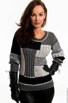 Knitwear Fashion, Knit Fashion, Sweater Fashion, Fashion Models, Sweater Knitting Patterns, Crochet Poncho, Crochet Designs, Sweaters For Women, Fashion Design