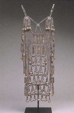 Wedding Necklace Lu Mien Yao (Thailand) The Metropolitan Museum of Art