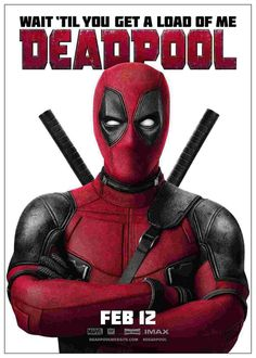 Deadpool Posters Marvel S Classic Movie Posters Decorative Painting For Livingroom Diningroom Clear Picture