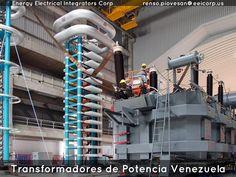 Transformadores de Potencia Venezuela.