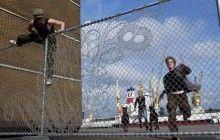Fantastic Fencing! Decorative Wire Mesh 'Lace Fence' Design | Designs & Ideas on Dornob