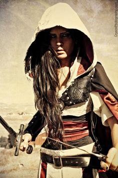 Assassin #character #inspiration