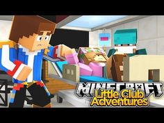 Minecraft Our Future Life : LITTLE KELLY & LITTLE DONNY GET MARRIED! (Roleplay) - YouTube