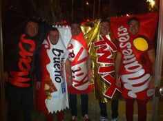 Carnival group costume