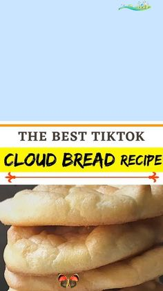 The Best Cloud Bread Recipe Everyone On TikTok is Making Before it became popular on TikTok, Cloud Bread has been known as a savory low-carb alternative to regular bread. TikTok bakers have added an aesthetic-based spin on the recipe with splashes of food coloring, sugar, and other decorations. Get the full recipe now! -------------------------------- #Cloudbread #cloud bread #cloud_bread #cloudbreadrecipe #tiktokcloudbread #tiktok #cloudbreadrecipe<br> This Cloud Bread recipe is so easy… High Protein Low Carb, High Protein Recipes, Protein Foods, Low Carb Vegetarian Recipes, Low Carb Recipes, Bread Recipes, Low Sugar Diet, Food Hub, Carb Alternatives