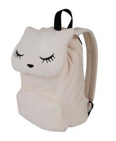 Sleeping Kitten Backpack | FOREVER 21 Cat Backpack, Rucksack Bag, Sleeping Kitten, Kawaii Cat, Kawaii Stuff, Cat Bag, Kids Bags, Drawstring Waist, Purse Wallet