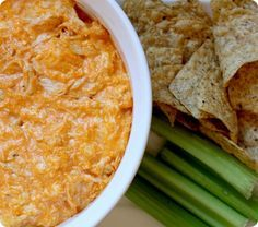 Low Carb Cheesy Buffalo Chicken Dip