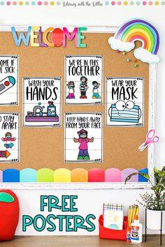 Kindergarten Classroom Decor, 2nd Grade Classroom, Future Classroom, Classroom Themes, Classroom Organization, Classroom Management, Classroom Rules, Classroom Setting, Classroom Posters