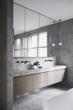 Small bathroom renovations 517984394642290157 - TCL House by Mim Design Bathroom Renos, Bathroom Renovations, Bathroom Wall, Master Bathroom, Peach Bathroom, Brown Bathroom, Bathroom Mirror Cabinet, Vanity Bathroom, Gold Bathroom
