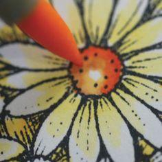 Copic Tutorial - Copic Marker Blending Techniques