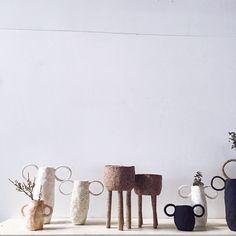 Tara Carbonara Ceramic Studio, Ceramic Clay, Ceramic Bowls, Ceramic Pottery, Pottery Art, Slab Pottery, Earthenware, Stoneware, Pottery Sculpture