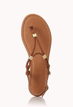 Braided Boho Sandals | FOREVER21 #SummerForever