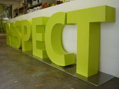 Fibreglass Sign Makers for Business | GRP Signage Moulders in 3D
