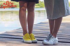 Women`s canvas shoes Las Espadrillas