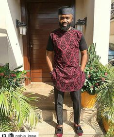 #Repost @noble_igwe with @repostapp ・・・ BURDAY Outfit : @yomicasual  Shoes : @loluesq  #style #mensstyle #stylevitae #lifestyle