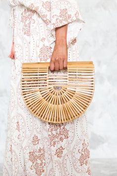 Wood Cutouts, Basket Bag, Straw Bag, Bamboo, Handle, My Style, Composition, Bags, Products