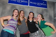Make A Wish Events @ CL