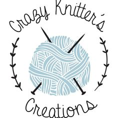 Crazy Knitter's Creations by CrazyKnitterCreation Chair Socks, Host Gifts, Hat And Scarf Sets, Knit Dishcloth, Long Weekend, Nerdy, Etsy Seller, Blog, Black Friday