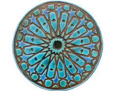 Marroquí azulejo  arte exterior  decoración de jardín  por GVEGA