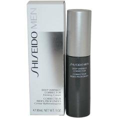 Shiseido Men Deep Wrinkle Corrector for Men, 1 Ounce Shiseido,http://www.amazon.com/dp/B000NW0UBY/ref=cm_sw_r_pi_dp_KZOutb1QJ7HTEGXC