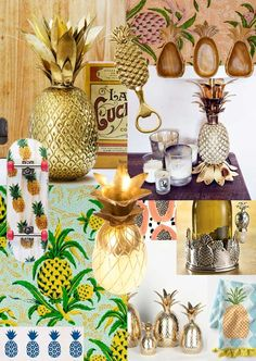 Interieurtrend: Ananas - Residence