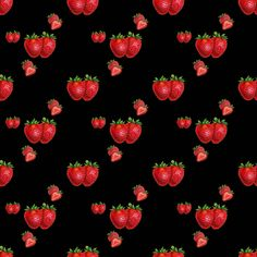 small_strawberries_on_black.gif (450×450)