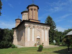 Manastirea  Snagov