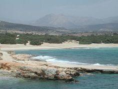 Alyko Beach, Naxos Island, Greece